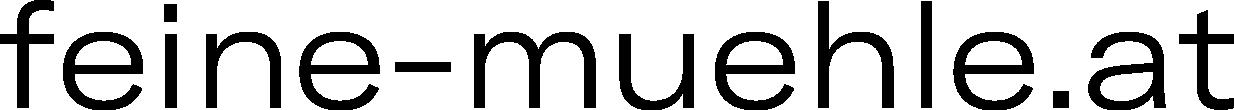 feine muehle logo
